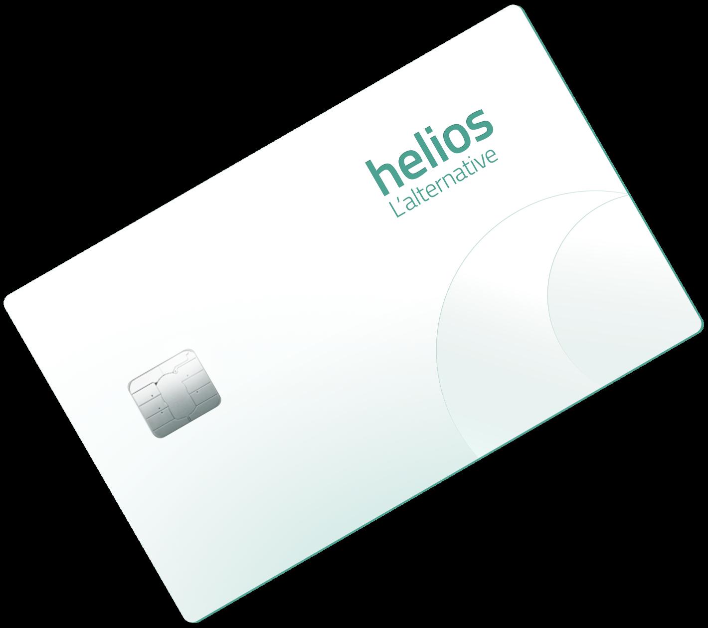 Carte bancaire Helios